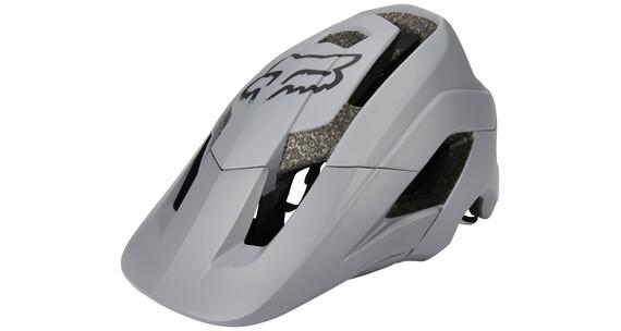 Fox Metah Solids Helmet Men grey